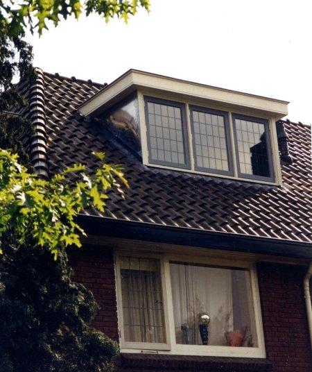 Bekend Dakkapellen - Polman bouw en onderhoud - Driebergen @EY17